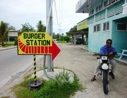 Life in Nauru Nauru Pacific island